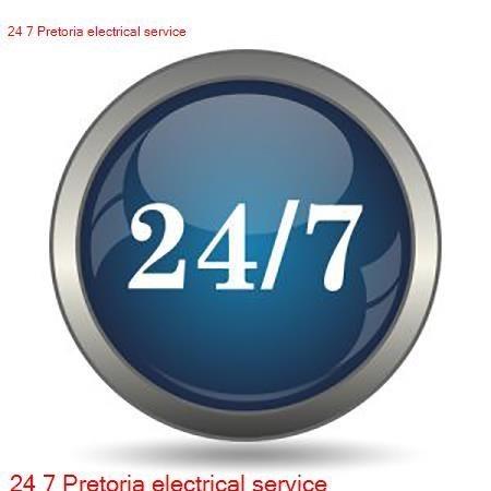 24 7 Pretoria Electricians