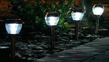 Walkway lighting in Gauteng
